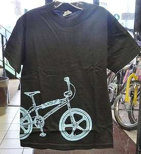 SE Racing PK Ripper Old School BMX Bike Tee Shirt Short Sleeve 100%