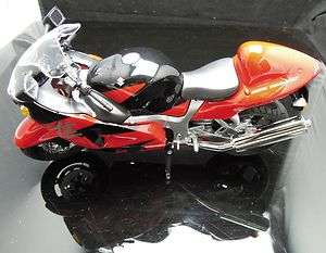 GSX 1300 1300R Hayabusa Motorcross Motorcycle Diecast Model HOT