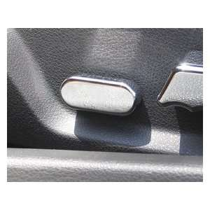 Ford Mustang Chrome Billet Seat Adjustment Cover 2005, 2006, 2007