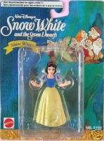 SNOW WHITE Disney Snow White & 7 Dwarfs Figurine NEW