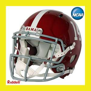 ALABAMA CRIMSON TIDE REVOLUTION SPEED FOOTBALL HELMET