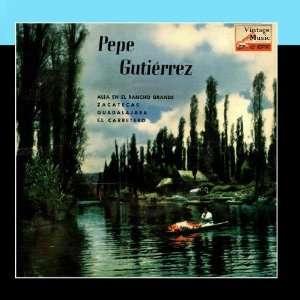 Mexico No. 158   EP Allá En El Rancho Grande Pepe Gutiérrez Music