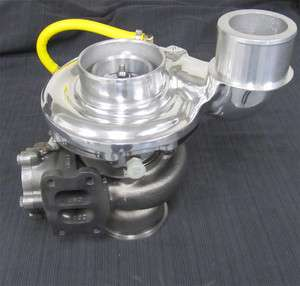 Dodge Diesel Truck Industrial Injection 04.5 07 Silver Bullet Turbo 64