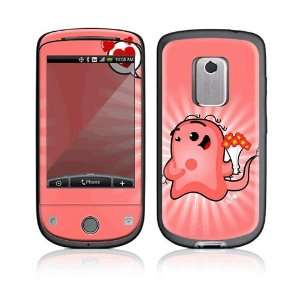 Girly Love Decorative Skin Cover Decal Sticker for HTC