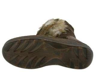 Charles David AlaskaSuede/Faux Fur Boot $325.00 Sz 5M