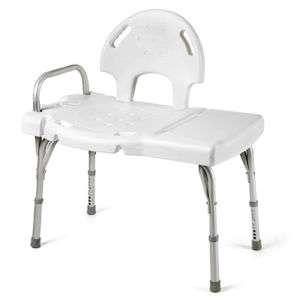 Heavy Duty Bath Tub Shower Transfer Bench Stool Chair