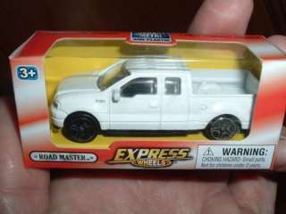 Express Wheels Ford F 150 pickup truck White boxed 164 from 2008