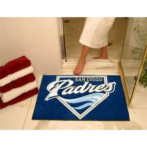 MLB San Diego Padres   ALL STAR MAT (34x45)