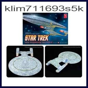 Star Trek USS Enterprise NCC 1701 D Model Kit 1:1400