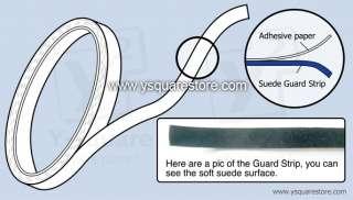 .4m long Cloth Soft Cutting Blade Strip 4 Roland Rabbit vinyl Plotter