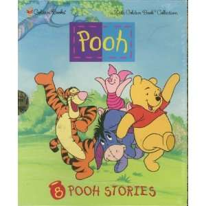 Pooh   8 Pooh Stories Boxed Set (A Little Golden Book