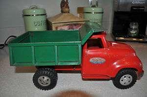 Vintage Tonka Toys Dump Truck, Nice!! Rare!