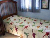 Dinosaur Rex Twin Duvet Comforter Blanket Cover NEW