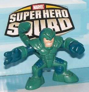 MARVEL SUPER HERO SQUAD SCORPION LOOSE
