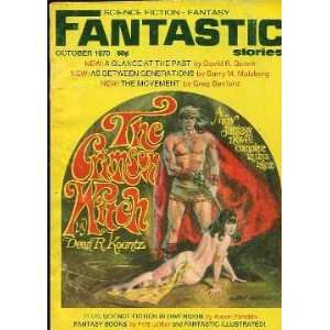 Fantastic Science Fiction & Fantasy (Volume 20, No. 1