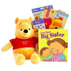 Winnie the Pooh Best Ever Big Sister Gift Set Toys