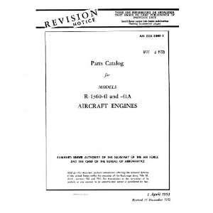 4360   41 Aircraft Engine Parts Manual Pratt & Whitney Books
