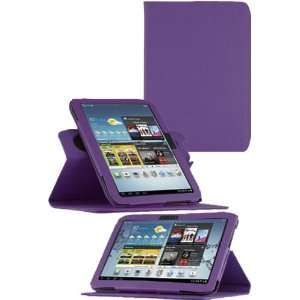 HHI 360 Dual View Multi Angle Folio Case Cover for Samsung