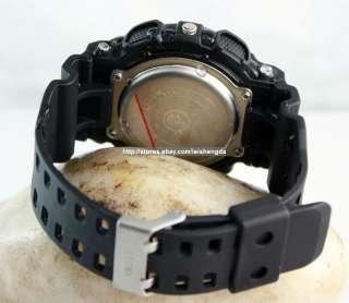 OHSEN LED Multi Time Zone WaterProof Sports WristWatch