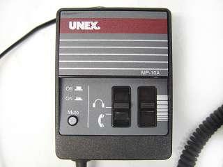 Unex MP 10A Multi Purpose Telephone Amplifier Headset Amp MP10A
