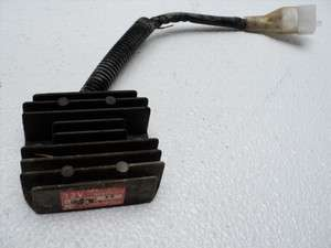 Honda ATC200 ATC 200 ES Big Red #2101 Regulator / Rectifier