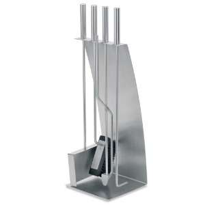 Blomus Stainless Steel Fireplace Tool Set