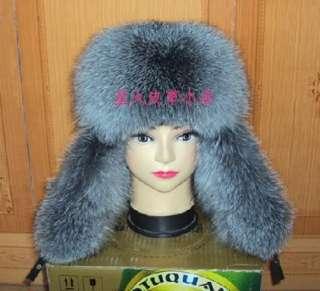 WHITE raccoon fur Lady hat, fashion, 2011new style