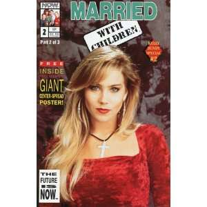 Married with Children (Kelly Bundy 4 Panel Poster) Vol. 1