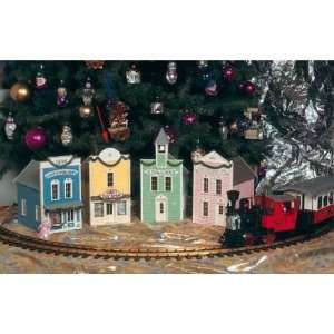 ROBINS TOY SHOP   PIKO G SCALE MODEL TRAIN BUILDINGS