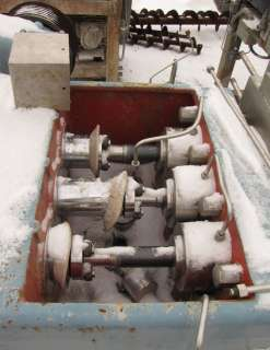 USED ALFA LAVAL BRAN + LUEBBE HIGH PRESSURE WATER PUMP HOMOGENIZER