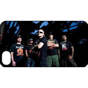 Hatebreed iPhone 4 iPhone4 Black Designer Hard Case Cover