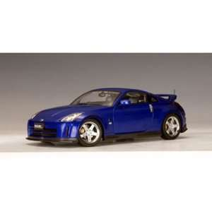 com Nissan Fairlady Z S Tune Nismo 350 Z 1/18 Blue c/o Toys & Games