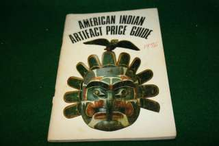 American Indian Artifact Price Guide