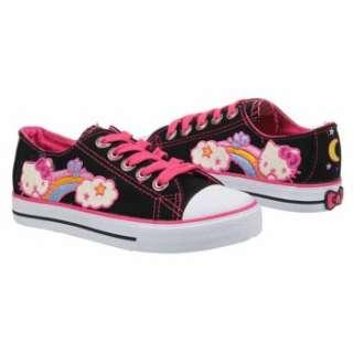 Kids Hello Kitty  Rainbow Magic Infant Black/Pink Shoes