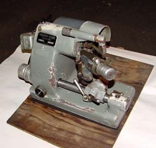 Deckel SO TOOL & CUTTER GRINDER, SINGLE LIP PANTOGRINDER,