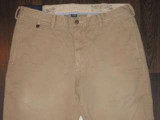 90 Polo Ralph Lauren Khaki Pants 30,32,34,36,38,40 NWT