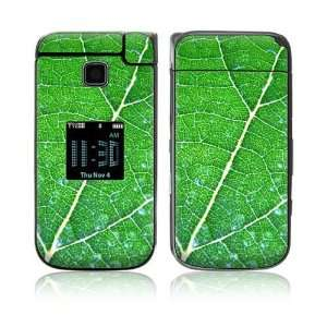 Samsung Alias 2 Skin   Green Leaf Texture