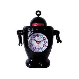 Robot Shaped Musical Alarm Clock Electronics