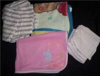 BABY GIRLS SPRING SUMMER CLOTHING LOT 80 PCS OF 0 9 MONTHS EVERYTHING