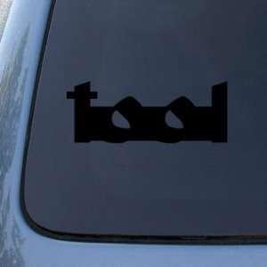 TOOL   Vinyl Decal Sticker #A1438  Vinyl Color Black
