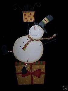 Special Gift Tin Wall hanging LANG New Christmas