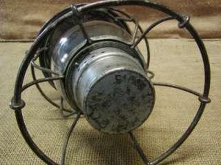 Vintage CCC & St.L Railroad Lantern  Antique Old RARE