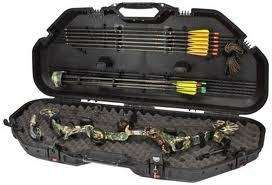New PLANO 108110 Bow Guard AW Bow Case Black