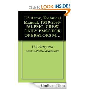 CREW DAILY PMSC FOR OPERATORS MANUAL CARRIER, PERSONNEL, FULL TRACKED