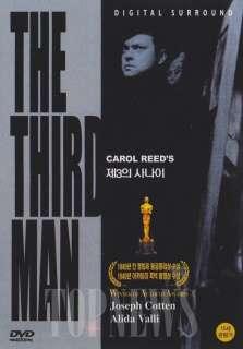 The Third Man (1949) Joseph Cotten DVD Sealed