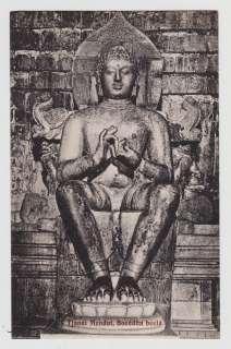 Mendut,Java,Indonesia,Boeddha Beeld,Budda in Temple Chandi Mendut,C
