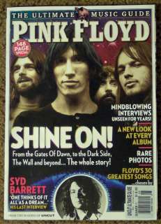 UNCUT 148 Page PINK FLOYD Ultimate Music Guide BARRETT