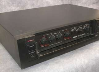YAMAHA C 80 Natural Sound Stereo Control Amplifier Preamplifier