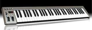 Acorn Instruments Masterkey 61 USB Midi Controller Keyboard 61 Key