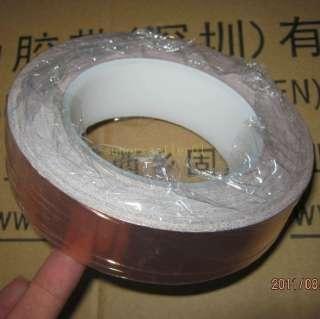 Roll Single Conductive COPPER FOIL TAPE 30MM X 30M